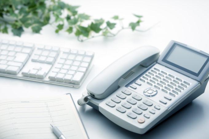 ビジネスフォンが1台だけ故障する原因と対処法